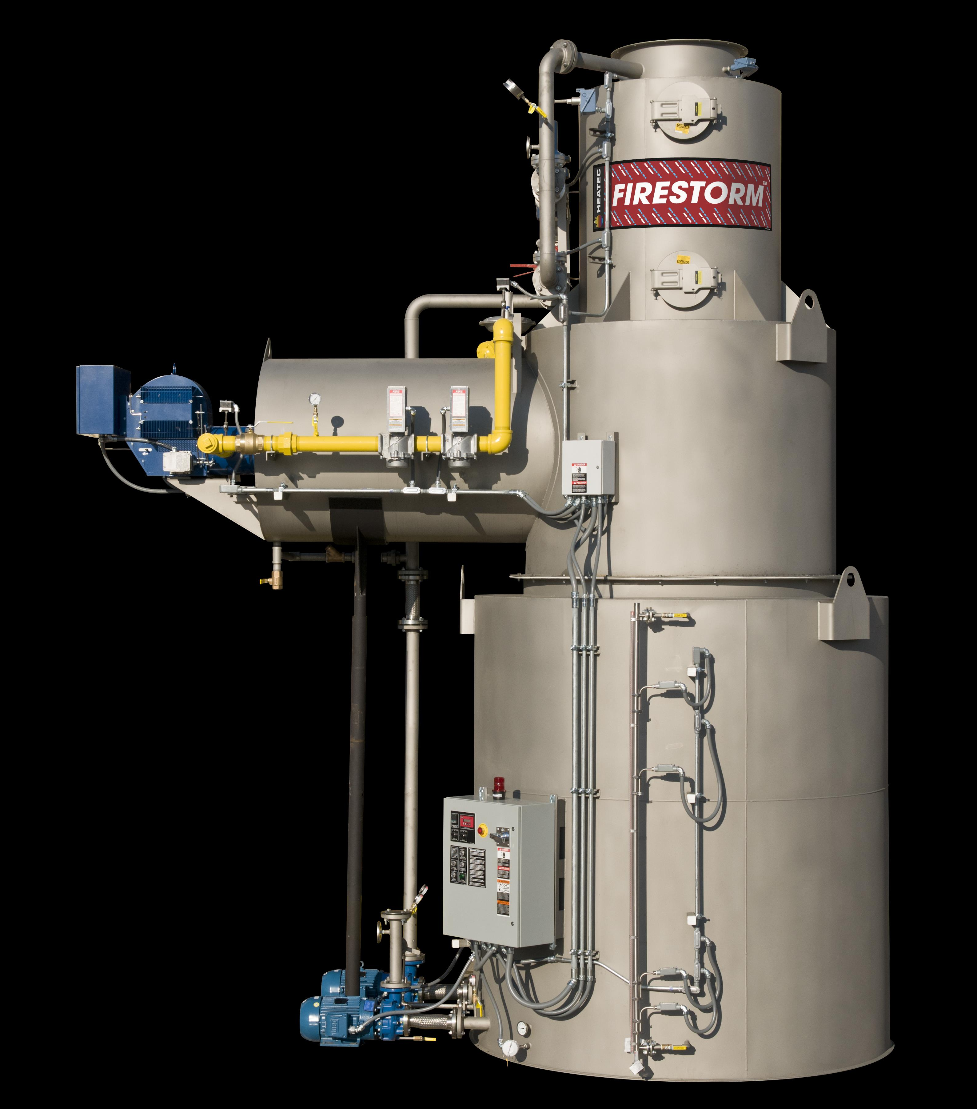 Heatec Firestorm Water Heater