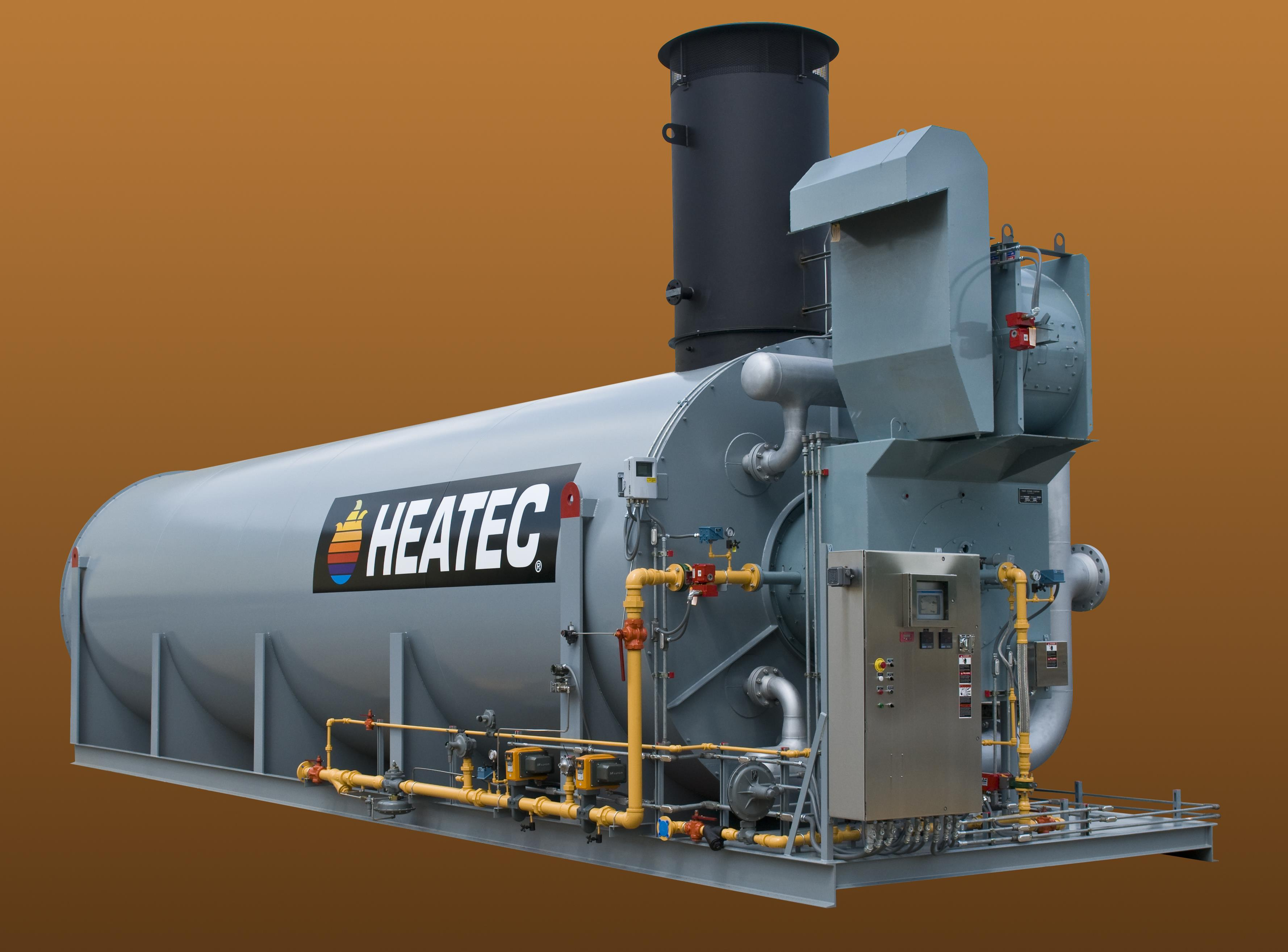 Heatec helical coil heater